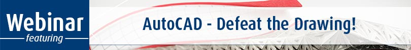 AutoCAD---Defeat-the-Drawing!