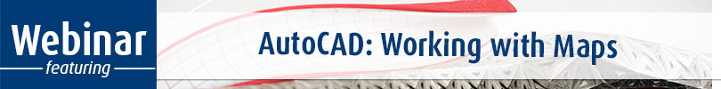AutoCAD-Working-with-Maps