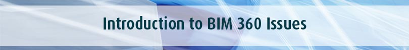 Introduction-to-BIM-360-Issues-1